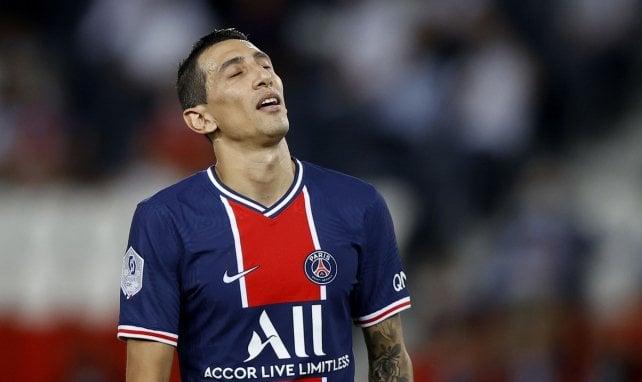 Angel Di Maria bientôt prolongé par le PSG ?