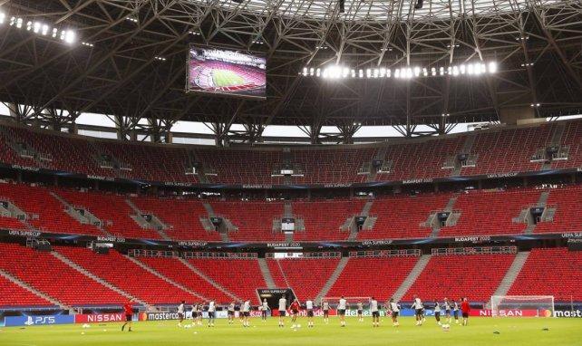 Suivez la Supercoupe de l'UEFA Bayern Munich-FC Séville en direct commenté