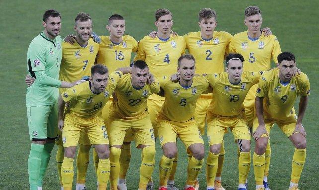 La sélection de l'Ukraine