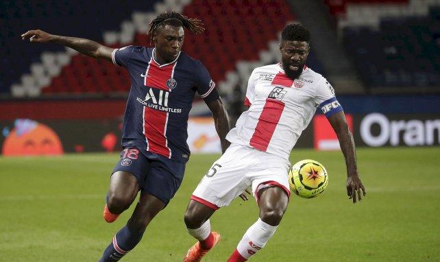 Ligue 1 : le PSG s'amuse contre Dijon et prend la tête du championnat