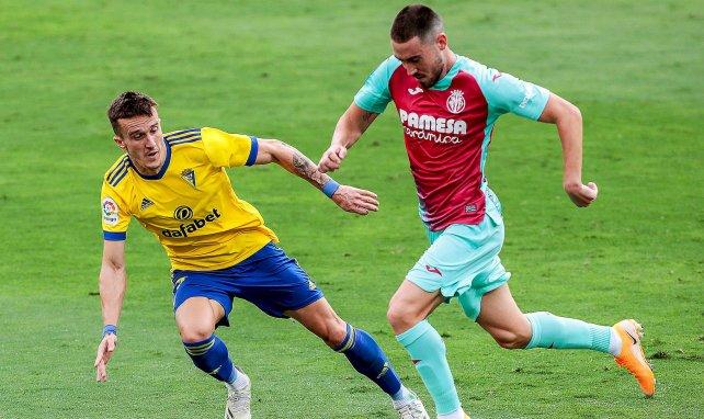Liga : Villarreal et Cadix se quittent dos à dos