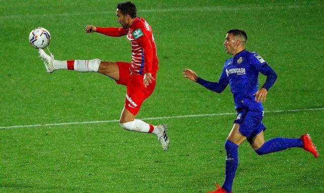 Liga : Grenade s'offre Getafe et revient à hauteur du Real Madrid