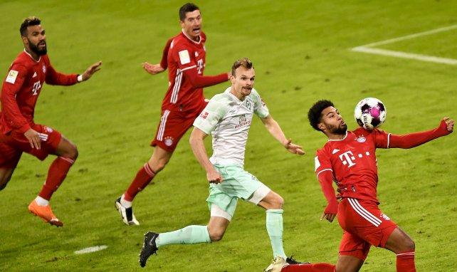 BL : le Bayern Munich cale contre le Werder, Leverkusen nouveau dauphin