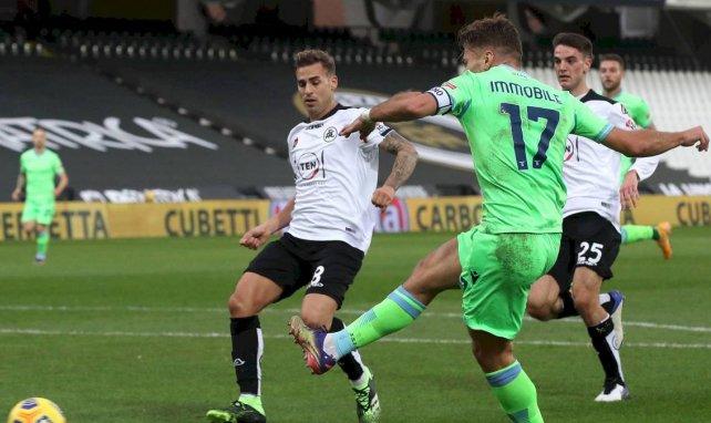 Serie A : la Lazio s'offre Spezia Calcio et se replace