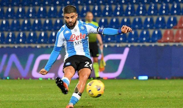 Serie A : Naples assomme Bologne grâce à Insigne et Osimhen