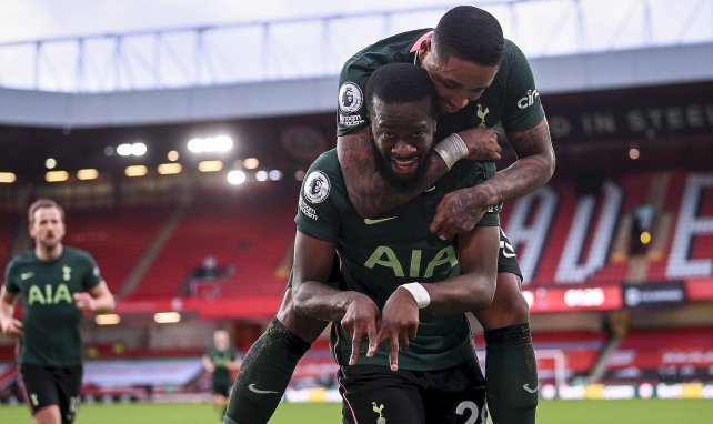 PL : Tottenham s'offre Sheffield et se replace
