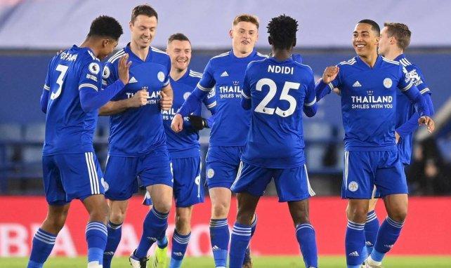 Premier League : comment Leicester peut se mêler à la course au titre