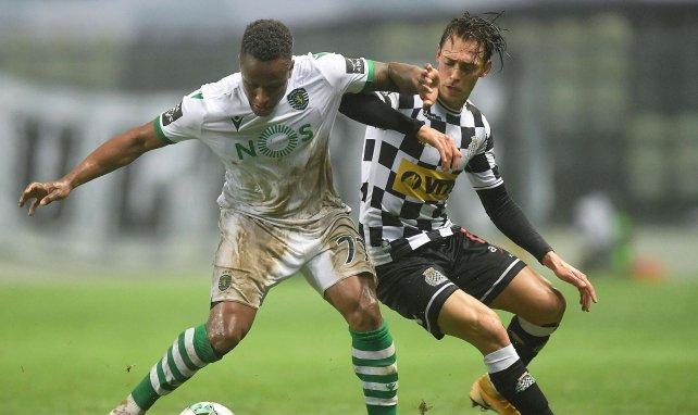 Ricardo Mangas rejoint Bordeaux