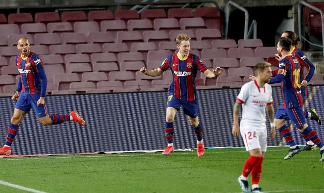 Copa del Rey : le FC Barcelone s'offre une incroyable remontada contre le Séville FC !