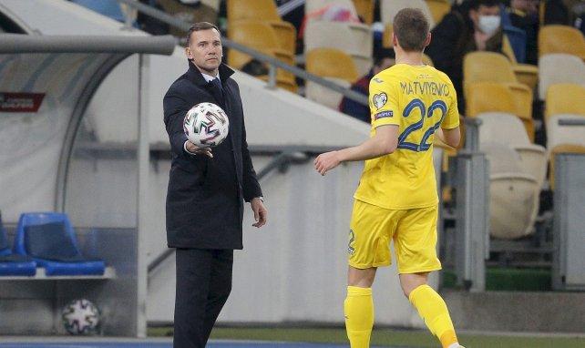Andriy Shevchenko aimerait coacher un jour l'AC Milan