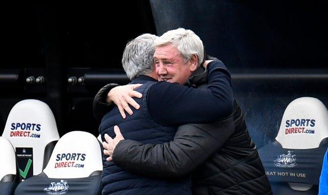 José Mourinho répond à l'intérêt de Newcastle