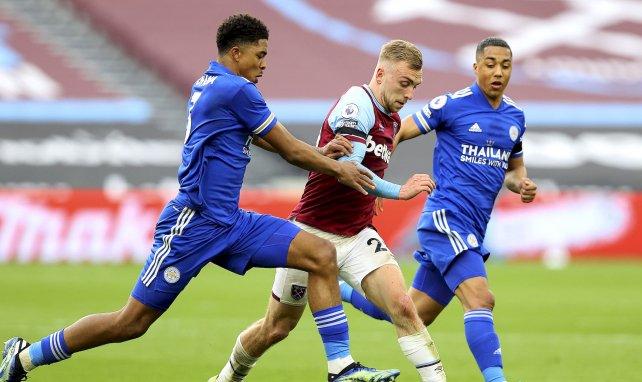 PL : West Ham se fait très peur contre Leicester
