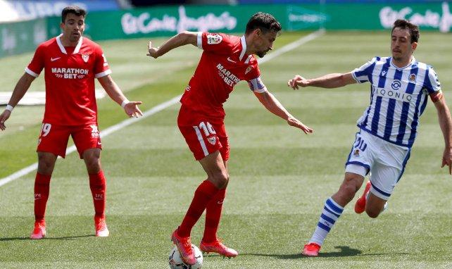 Liga : Séville domine la Real Sociedad, Osasuna enfonce Elche