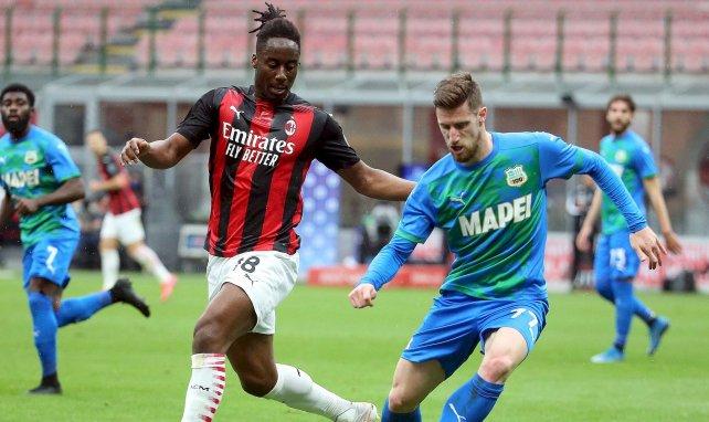 Serie A : l'AC Milan renversé par Sassuolo