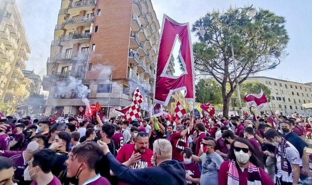 Serie B : Salernitana rejoint Empoli en Serie A, Monza en barrages