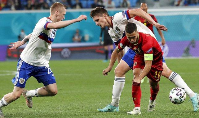 Euro 2020, Belgique : Eden Hazard inquiet sur son état physique