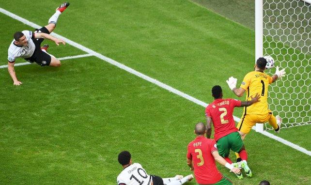 Euro 2020 : l'Allemagne sans pitié contre le Portugal