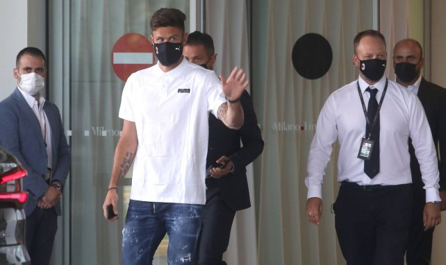 Olivier Giroud est un nouveau joueur de l'AC Milan