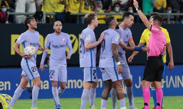 FC Barcelone : sanctions maintenues pour De Jong et Busquets, Koeman suspendu 2 matchs