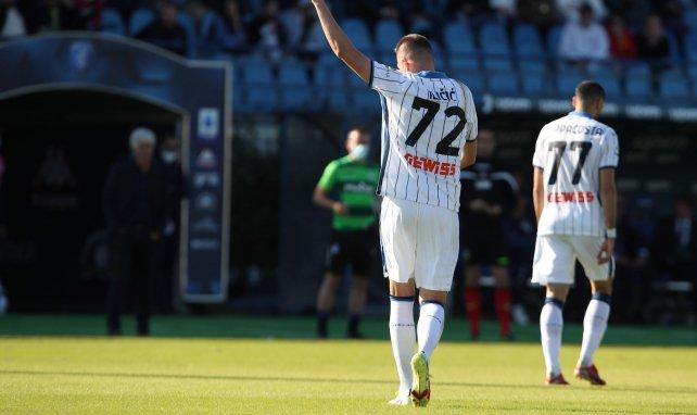 Serie A : Josip Ilicic porte l'Atalanta, Gianluca Scamacca ne suffit pas à Sassuolo
