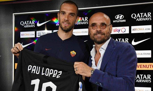 Le LOSC sonde Pau Lopez