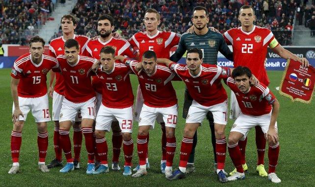 La sélection de la Russie