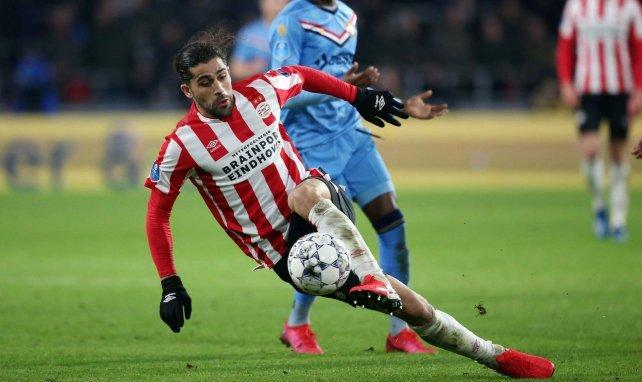 Ricardo Rodriguez était passé par Eindhoven lors de la saison 2019/2020
