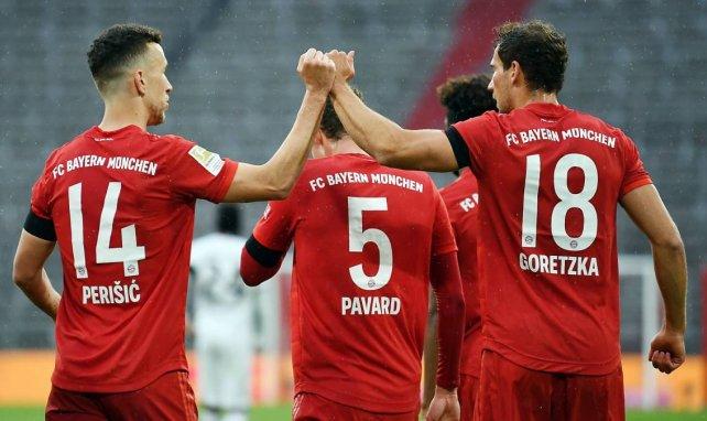 Bundesliga : le Bayern se venge face à Francfort et reprend ses distances avec Dortmund