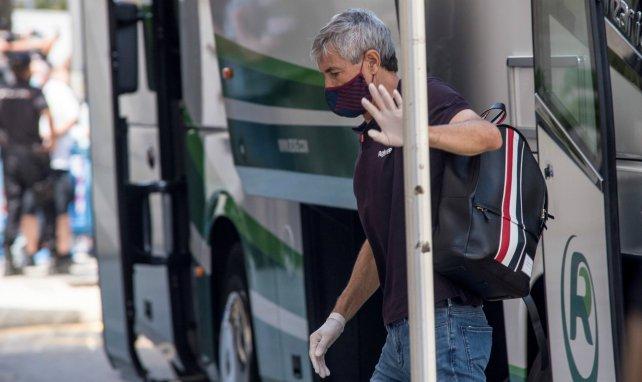 Quique Setién va réclamer 4 millions d'euros au Barça