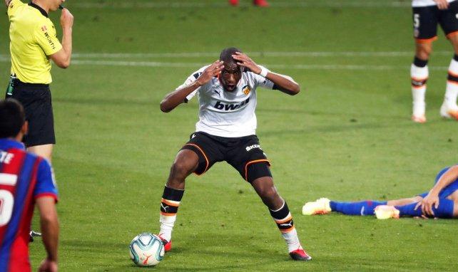 Valence ne lâchera pas Geoffrey Kondogbia