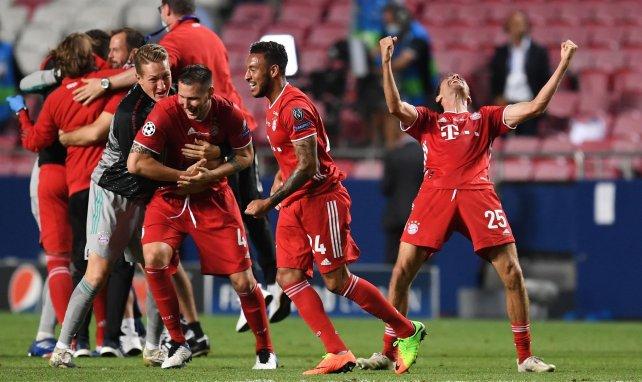 Le Bayern Munich va toucher un beau pactole après son élimination contre Paris