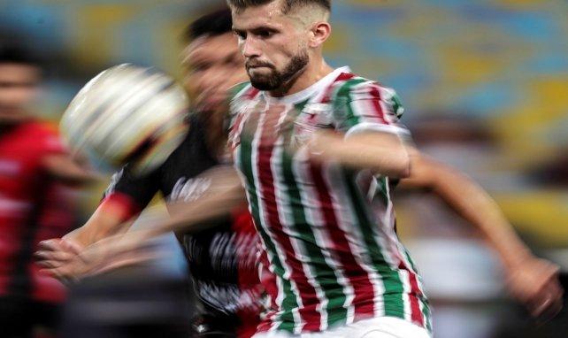 Caio Henrique, ici sous les couleurs de Fluminense, intéresse le FC Porto