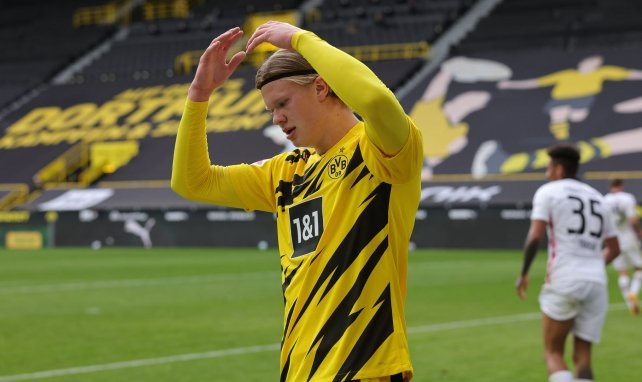 Borussia Dortmund : Erling Haaland très incertain face au Sporting Portugal
