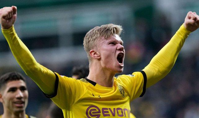 Dortmund : Haaland forfait, fin de saison pour Dahoud