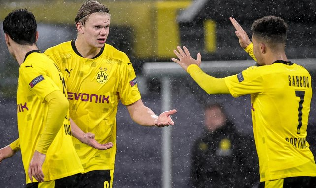 Dortmund : Erling Braut Haaland, le Golden Boy de tous les records !
