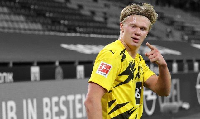Erling Haaland sous le maillot du BVB