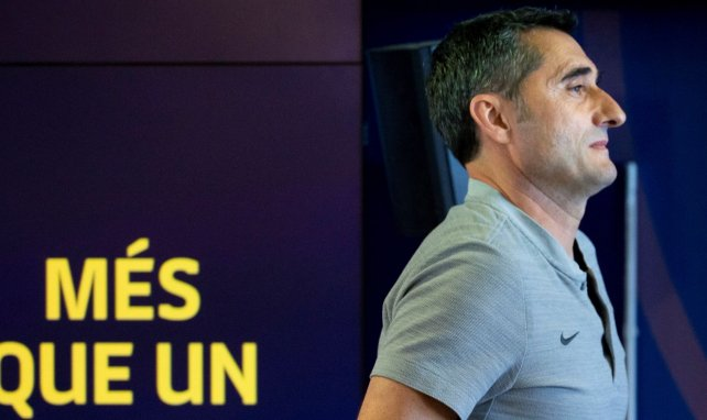 L'OM pense à Ernesto Valverde !