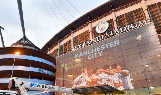 L'Etihad Stadium le stade de Manchester City