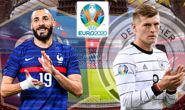 France - Allemagne : les compositions probables