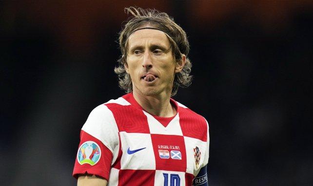Real Madrid : Luka Modric heureux de retrouver Carlo Ancelotti