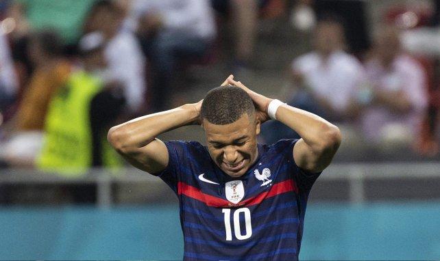 Euro 2020 : Kylian Mbappé a digéré son penalty raté et pense maintenant au PSG