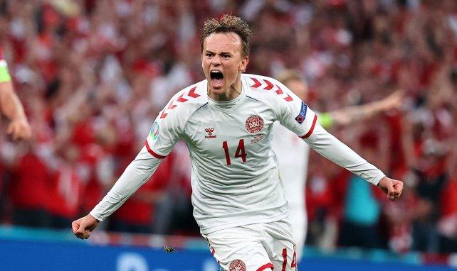 Euro 2020 : le fabuleux destin de Mikkel Damsgaard, la rayonnante surprise du Danemark