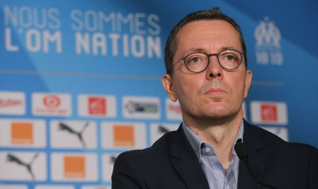 "L'OM tient son ""Head of business"""