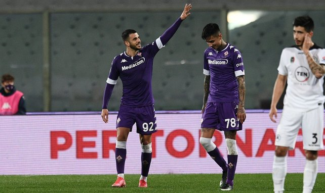 Valentin Eysseric retrouve le sourire à la Fiorentina