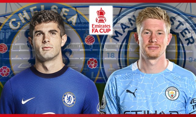 Chelsea - Manchester City : les compositions probables