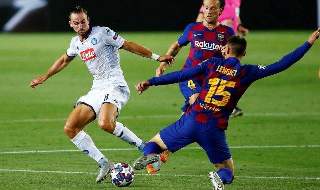 Tout reste à jouer entre Barcelone et le Napoli !