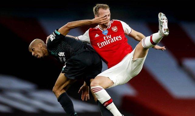 Liverpool veut blinder Fabinho