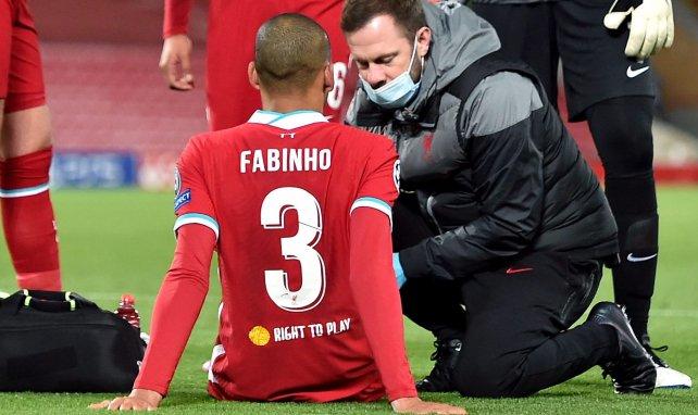 Liverpool : plus de peur que de mal pour Fabinho ?