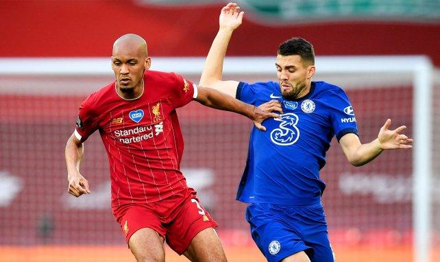Fabinho prolonge à Liverpool