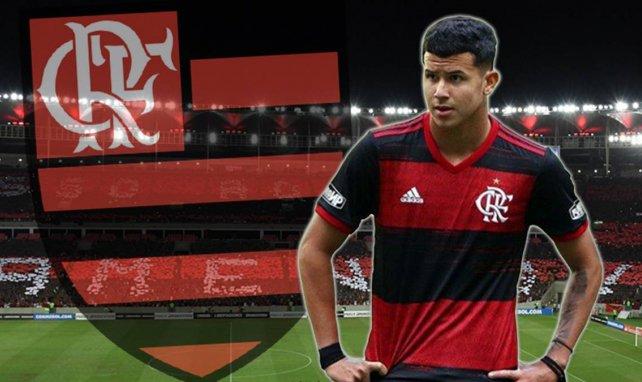 Fabricio Yan, jeune pépite de Flamengo